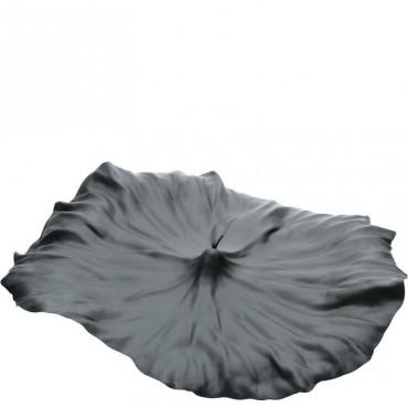 alessi schale a lotus leaf edelstahl tafelaufsatz un forbidden city yhc01 speisen servieren. Black Bedroom Furniture Sets. Home Design Ideas