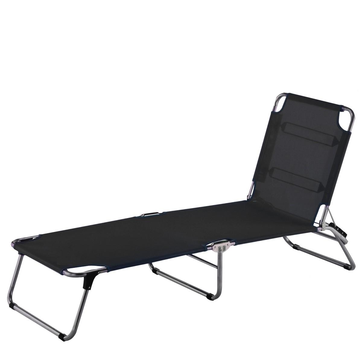 jan kurtz liege sonnenliege sunlounger fiam amigo fourty schwarz 42cm hoch eur 149 00. Black Bedroom Furniture Sets. Home Design Ideas