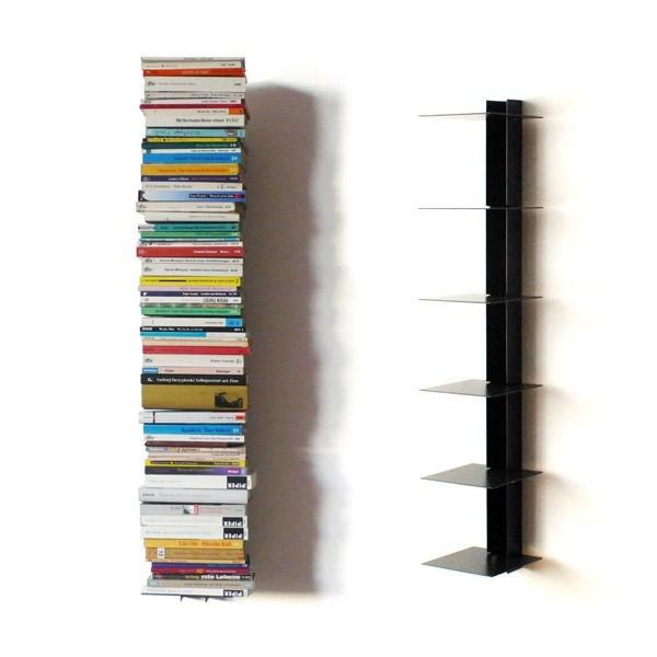 haseform b cherturm 90 cm f r 1 m b cher anthrazit. Black Bedroom Furniture Sets. Home Design Ideas