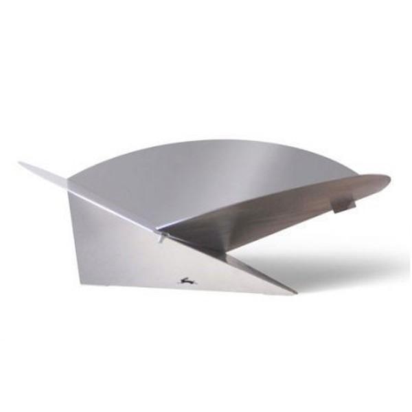 haseform feuerstelle edelstahl 70cm dreifaltig feuer. Black Bedroom Furniture Sets. Home Design Ideas