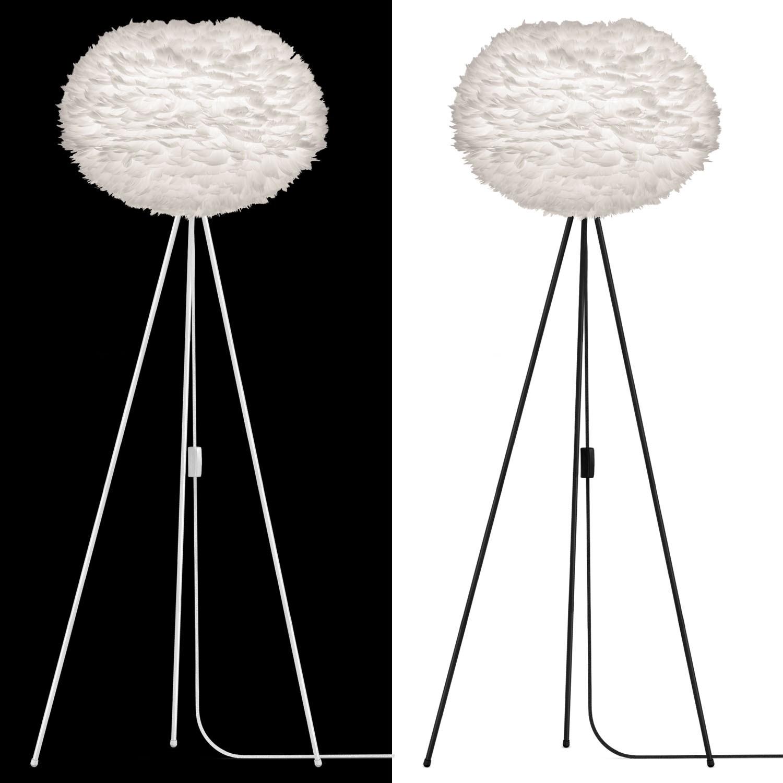 vita eos large lampenschirm weiss 65 x 65 x 40 cm lampe m bel lampen leuchten tischleuchten. Black Bedroom Furniture Sets. Home Design Ideas