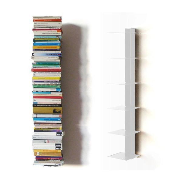 haseform b cherturm 90 cm f r 1m b cher weiss. Black Bedroom Furniture Sets. Home Design Ideas