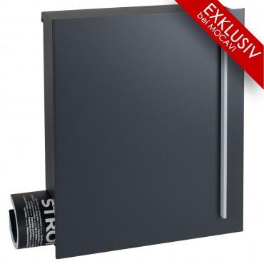 briefk sten anthrazit ral 7016 design briefk sten. Black Bedroom Furniture Sets. Home Design Ideas
