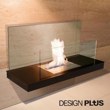 radius design ethanolkamine wandkamin standkamin. Black Bedroom Furniture Sets. Home Design Ideas
