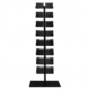 standregale regal freistehend st nder standfu. Black Bedroom Furniture Sets. Home Design Ideas