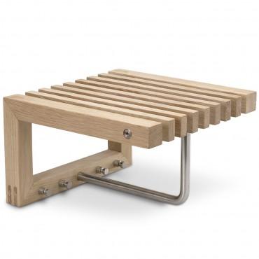 skagerak cutter box gro mit rollen eiche s1920425 m bel. Black Bedroom Furniture Sets. Home Design Ideas