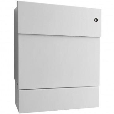 radius briefkasten letterman 5 mit zeitungsrolle in. Black Bedroom Furniture Sets. Home Design Ideas