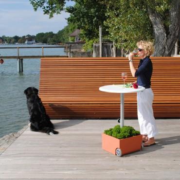 bepflanzbare schirmst nder jan kurtz fill up xxd. Black Bedroom Furniture Sets. Home Design Ideas