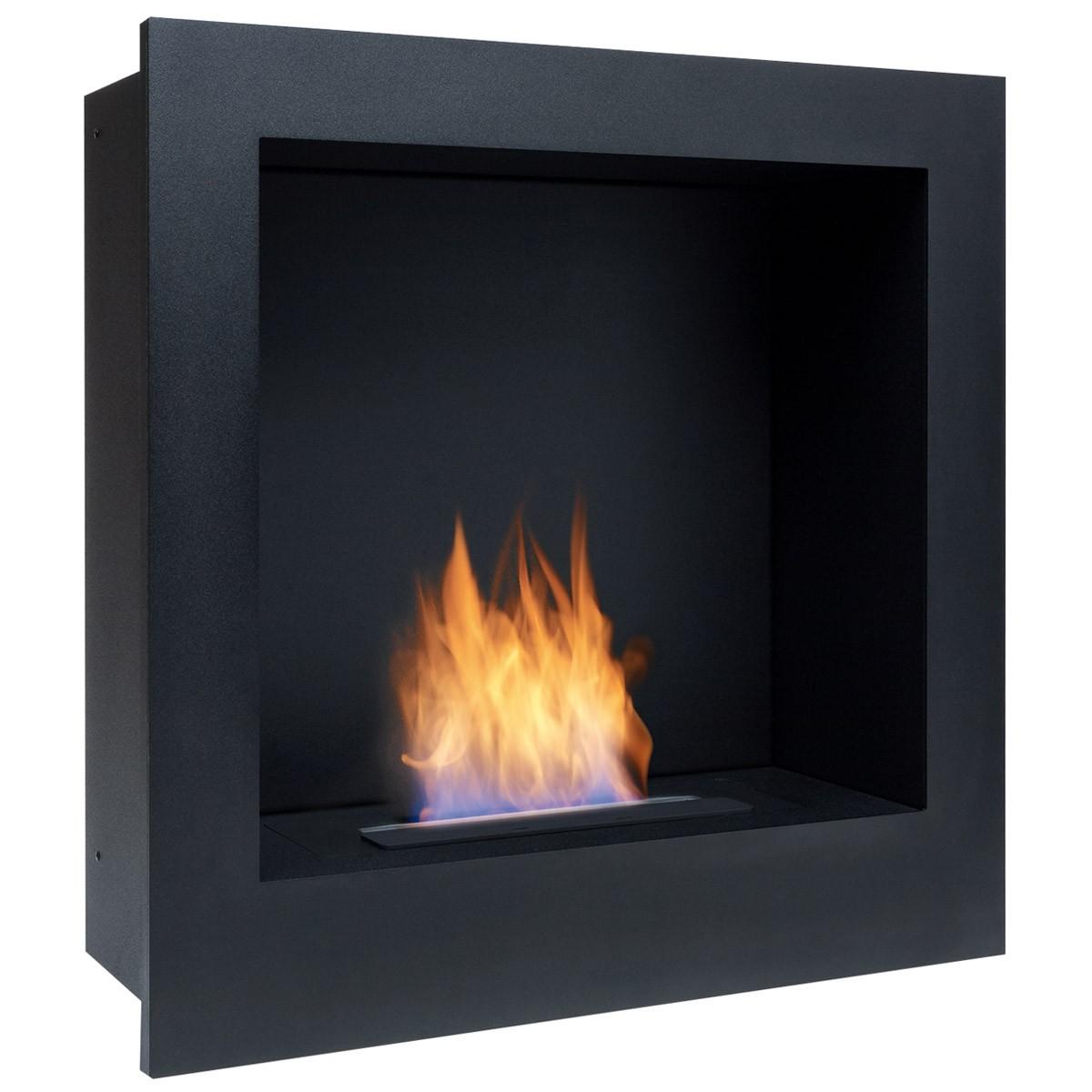 safretti kamineinsatz nemo fb schwarz f r ethanol feuer. Black Bedroom Furniture Sets. Home Design Ideas