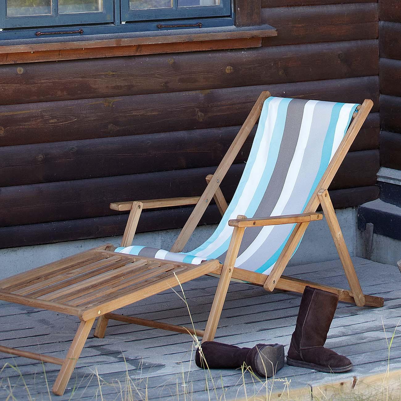 jan kurtz fu teil holz f r deckchair bzw strandstuhl. Black Bedroom Furniture Sets. Home Design Ideas