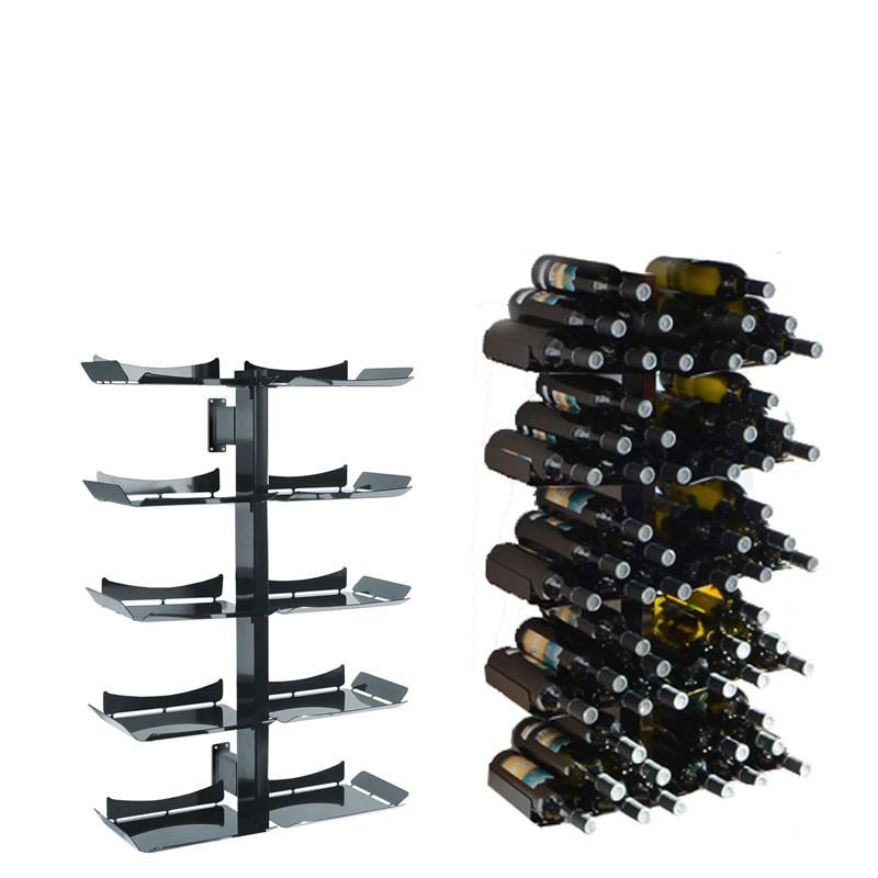 radius wine tree weinregal wand klein f r 60 weinflaschen 732 a m bel regale weinregale. Black Bedroom Furniture Sets. Home Design Ideas