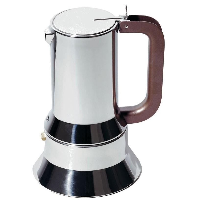 alessi espressomaschine 9090 3 der klassiker f r 3 tassen k che kochen kaffee tee. Black Bedroom Furniture Sets. Home Design Ideas