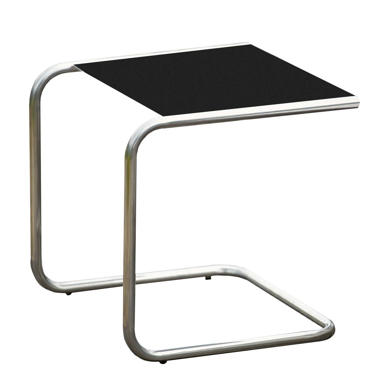 jan kurtz beistelltisch club aluminium schwarz 492169 eingang garten gartenm bel beistelltische. Black Bedroom Furniture Sets. Home Design Ideas