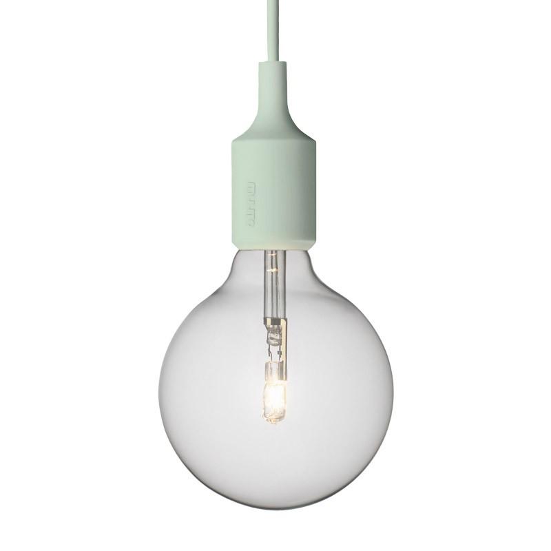 muuto leuchte e27 pendelleuchte halogen hellgr n 05170 m bel lampen leuchten pendelleuchten. Black Bedroom Furniture Sets. Home Design Ideas