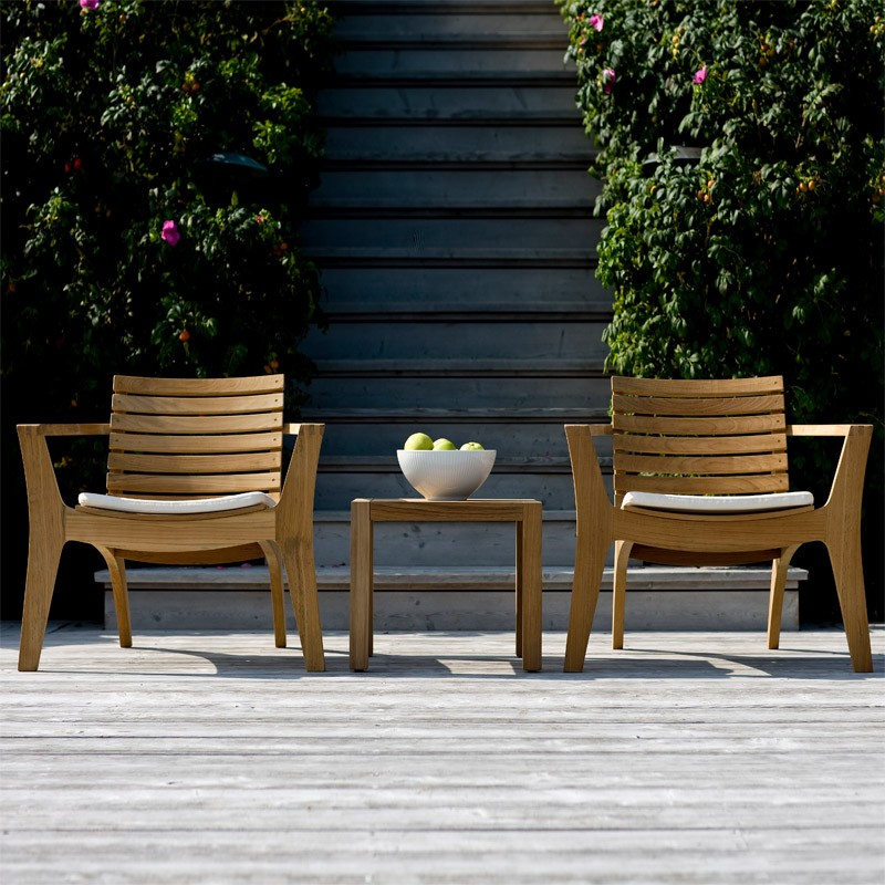 skagerak regatta lounge stuhl teak gartensessel s1508500 eingang garten gartenm bel gartenst hle. Black Bedroom Furniture Sets. Home Design Ideas