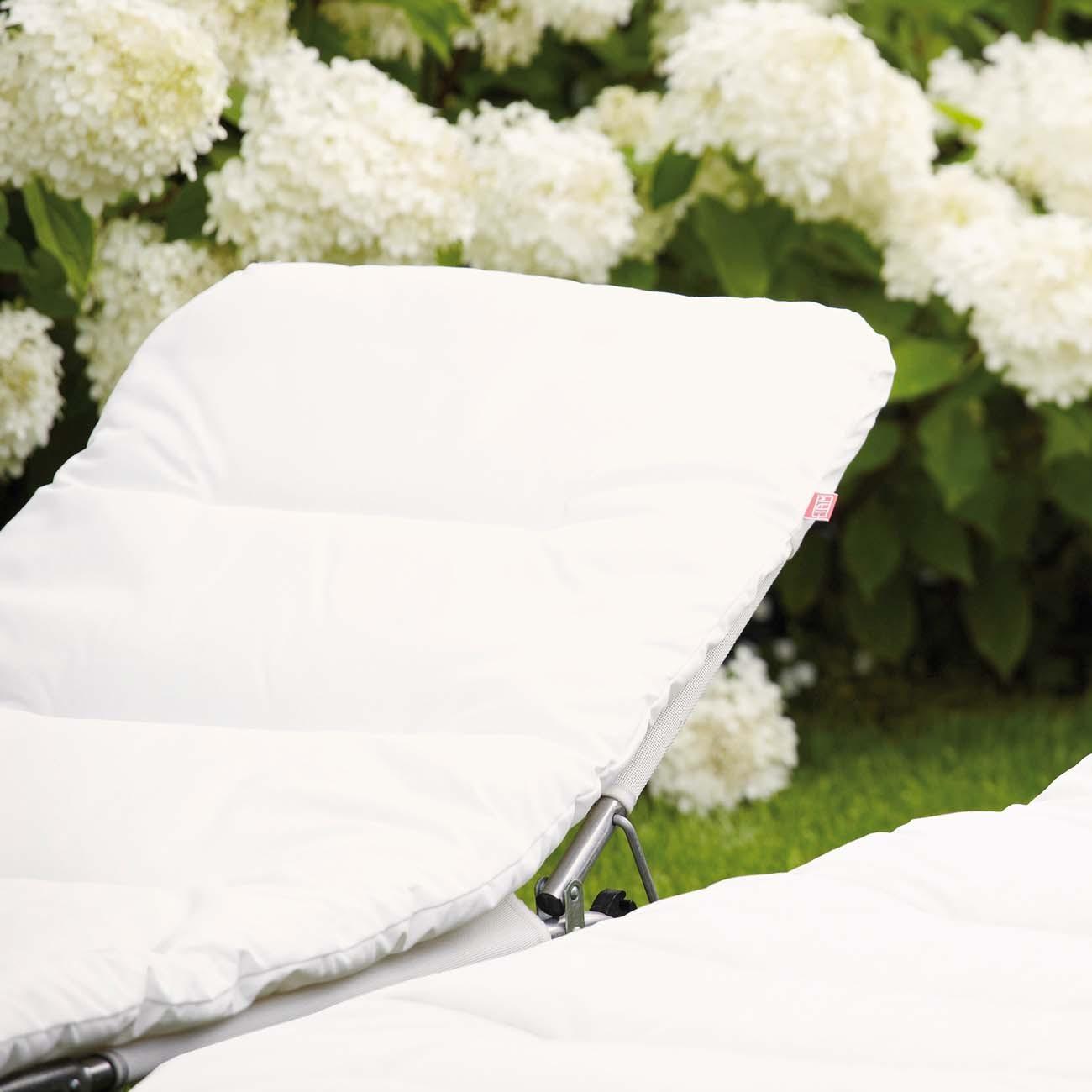 jan kurtz fat auflage taupe zu liege samba amigo amigo. Black Bedroom Furniture Sets. Home Design Ideas