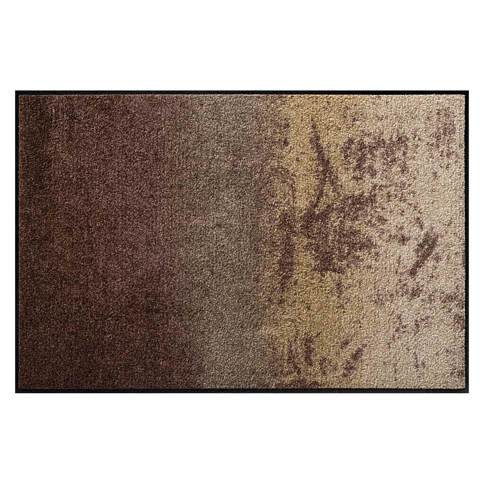 salonloewe fu matte waschbar shabby brown 50x75 cm sld0814 050x075 eingang garten fu matten. Black Bedroom Furniture Sets. Home Design Ideas