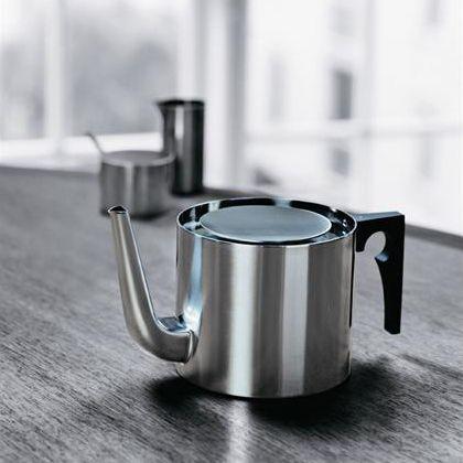 stelton teekanne 1 25 l speisen servieren kannen teekannen. Black Bedroom Furniture Sets. Home Design Ideas