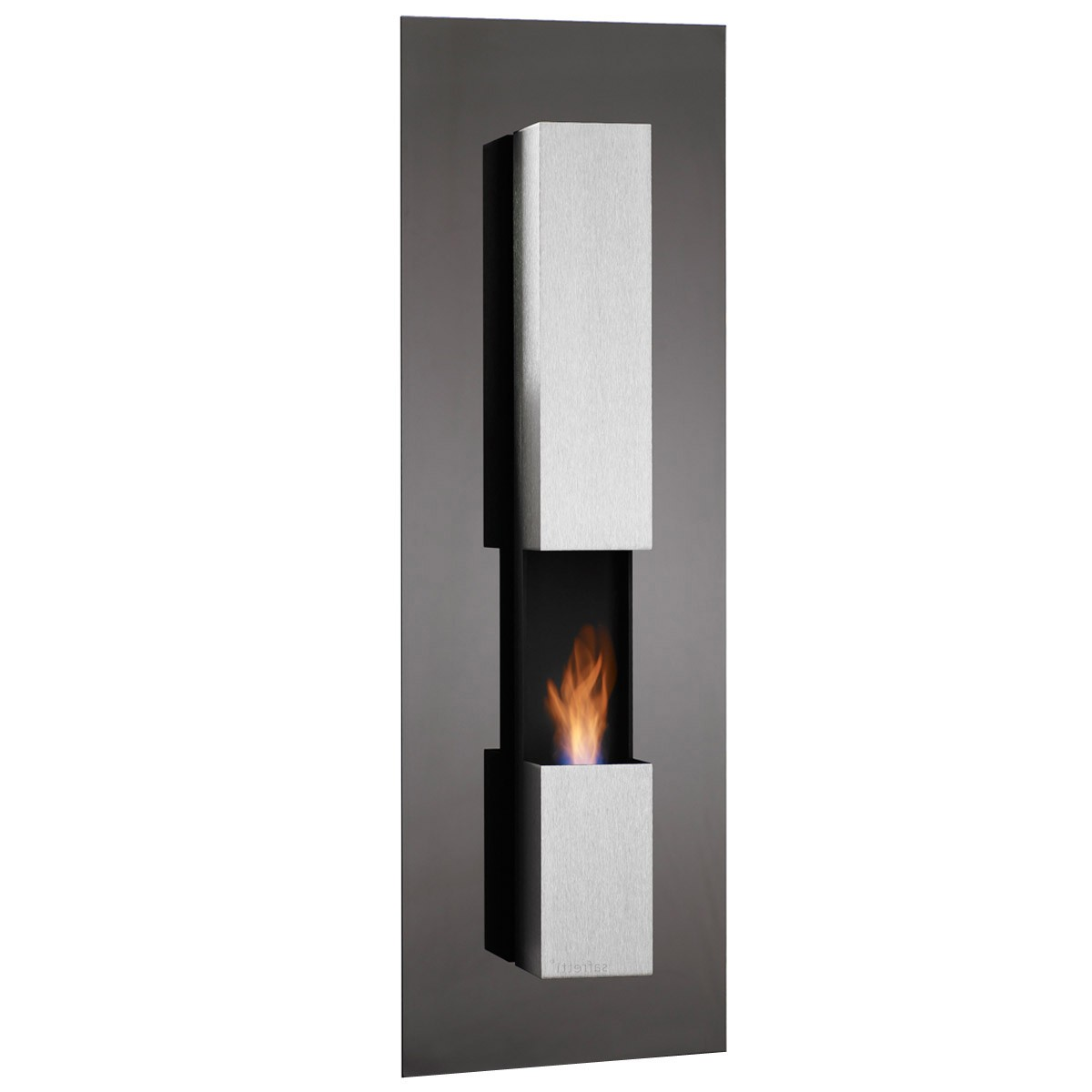 safretti ethanolkamin riviera le gl feuer grill ethanolkamine ethanol wandkamine. Black Bedroom Furniture Sets. Home Design Ideas