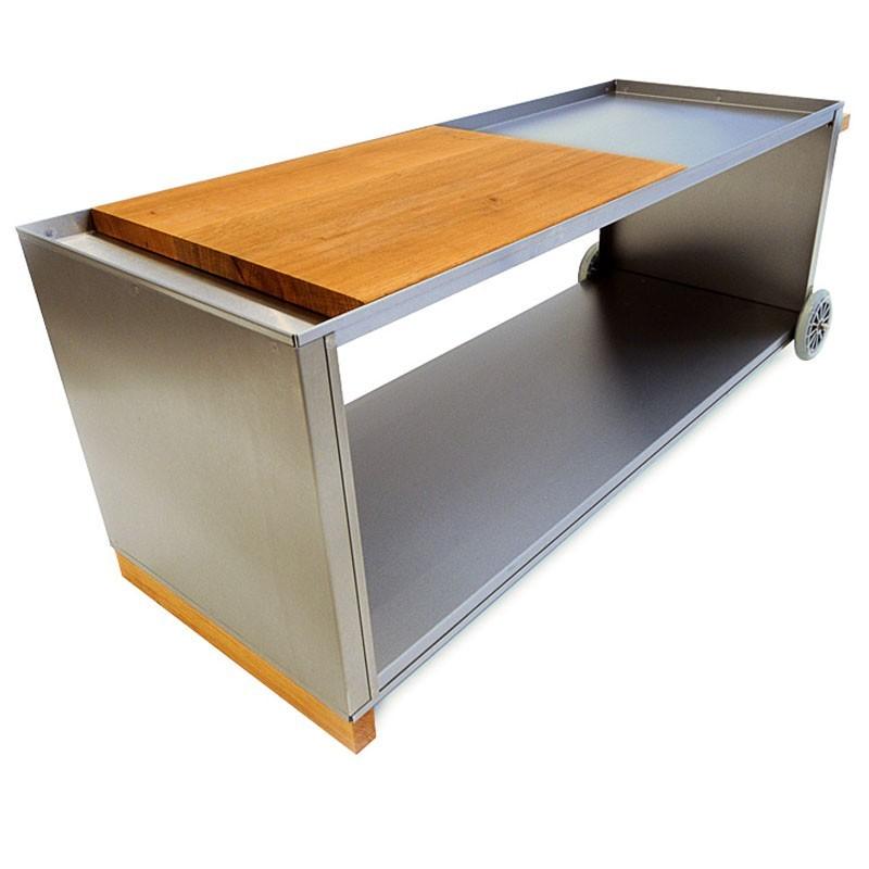 radius kaminholzwagen edelstahl 470 a ebay. Black Bedroom Furniture Sets. Home Design Ideas